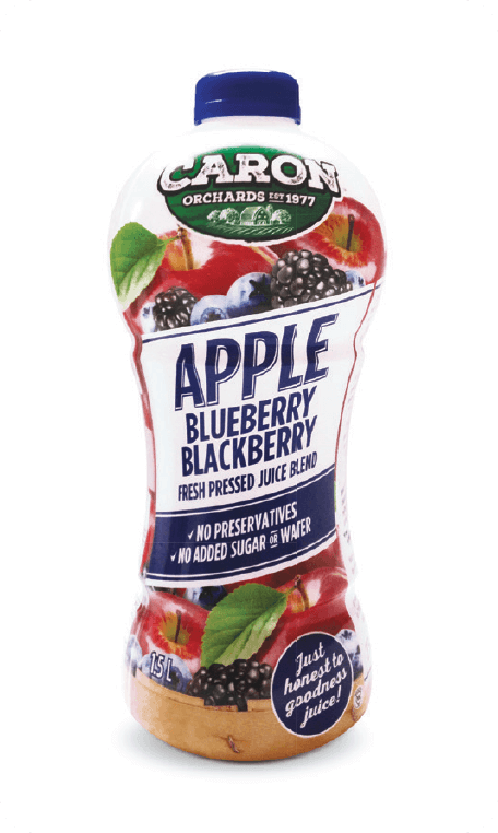 apple strawberry blueberry juice